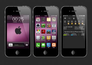 iPhone 4 SS 4-2013 no2 by retoocs