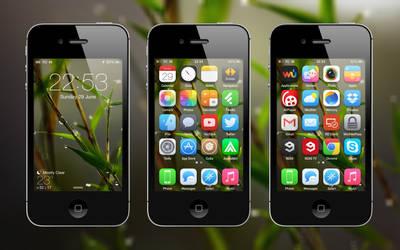 iPhone 4S screenshot by retoocs