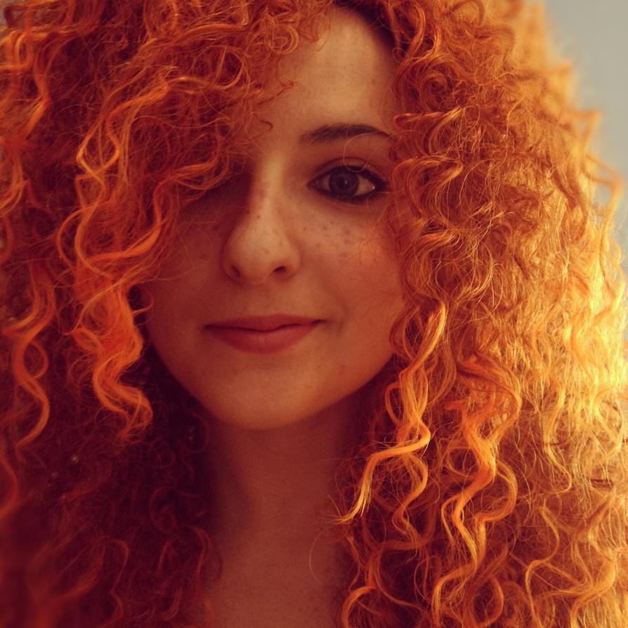 Merida Brave wig by Alinechan