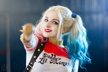 Hey Puddin! by Alinechan