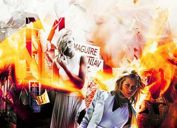 Fire by skizzata