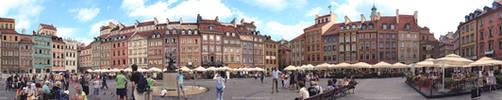 Warszawa. by kthanos