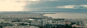 Thessaloniki almost 180.