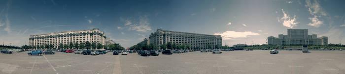 Bucharest 360.