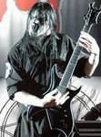 Mick Thompson of Slipknot