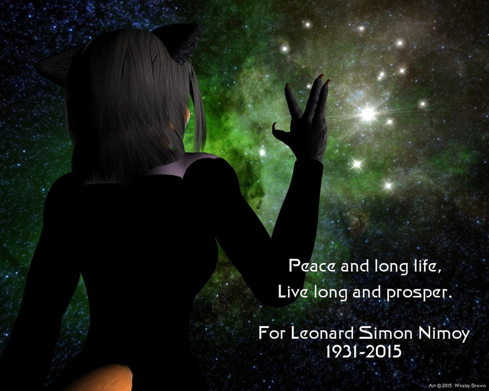 Peace and Long Life by Desgar