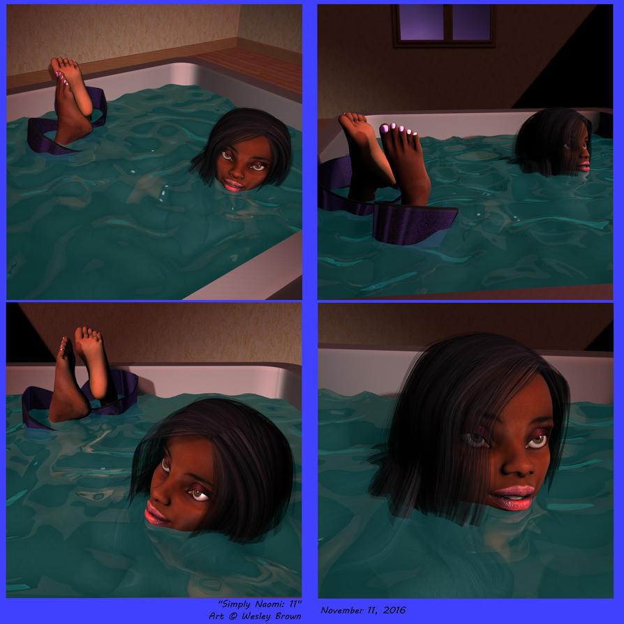 Simply Naomi: 11 by Desgar