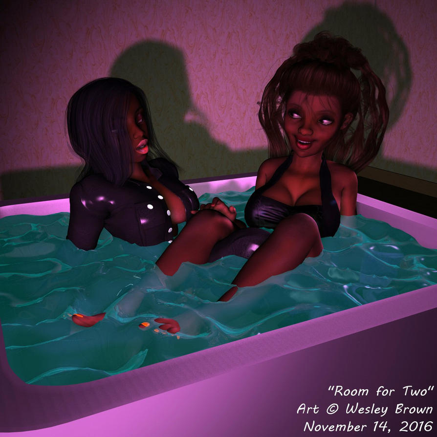 Room for Two by Desgar