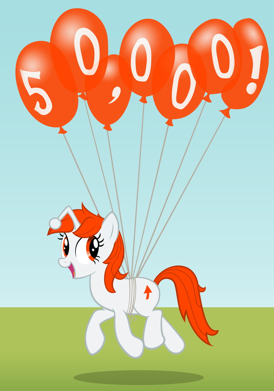 50,000! by OhItIsOn