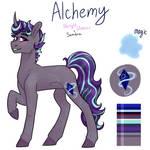 Alchemy Ref Sheet