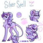 Silver Spell Ref Sheet