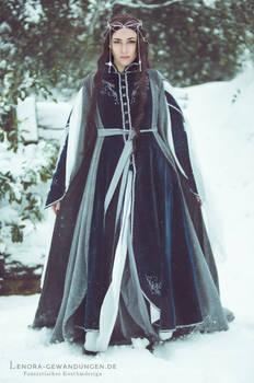 Elven Winter Costume 2009