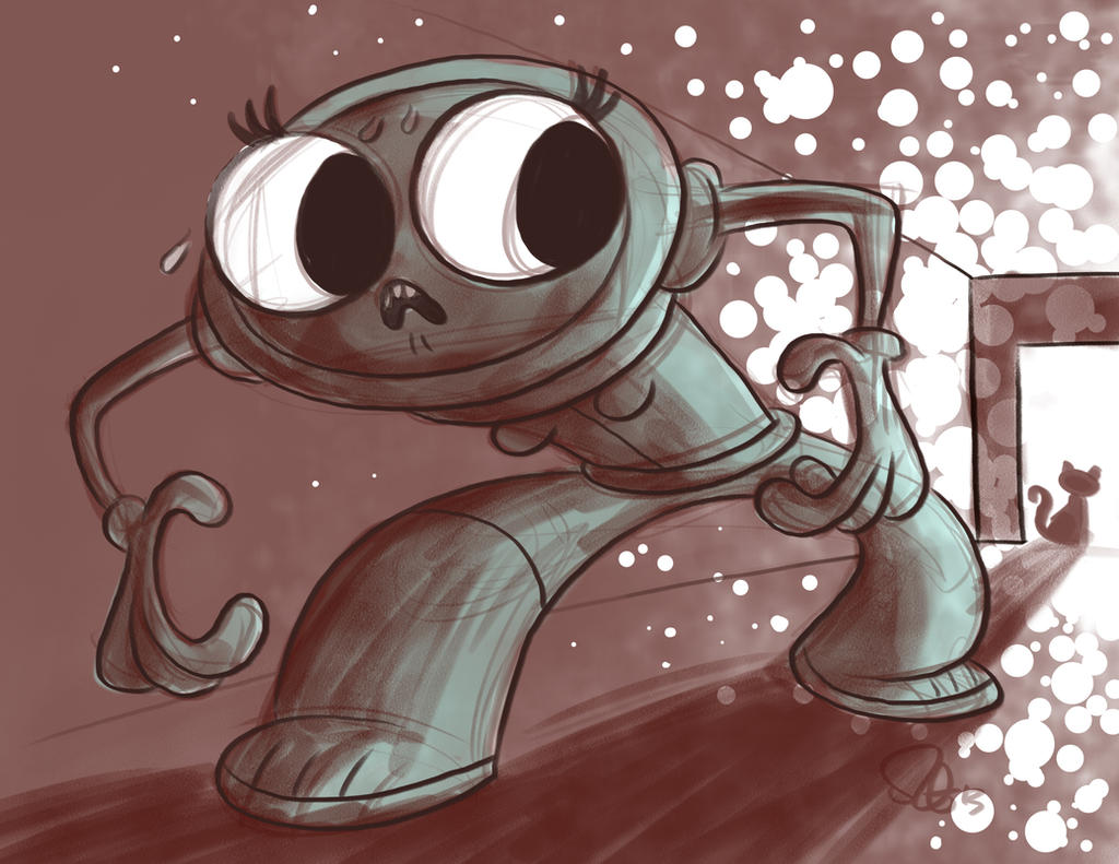 Alien in the room by scootah91