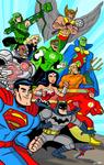 DC Comics Super-heroes!