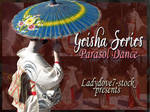 Geisha Parasol Dance PACK