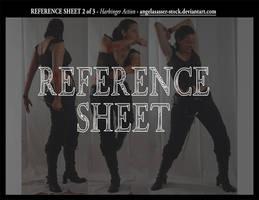 REFERENCE SHEET 2 of 3: Harbinger Action