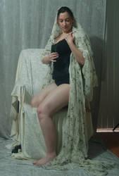 Veiled Nouveau Lady 6