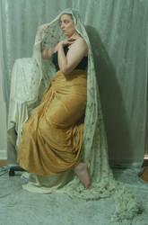 Veiled Nouveau Lady 11