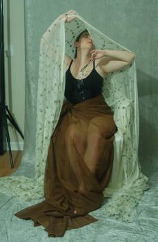Veiled Nouveau Lady 15
