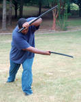 Samurai Kevin Dual Swords 9