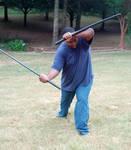 Samurai Kevin Dual Swords 8