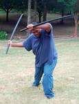 Samurai Kevin Dual Swords 7