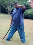 Samurai Kevin Dual Swords 6