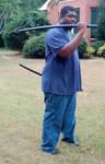 Samurai Kevin Dual Swords 3