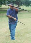 Samurai Kevin Dual Swords 16