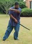 Samurai Kevin Dual Swords 15