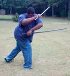 Samurai Kevin Dual  Swords 14