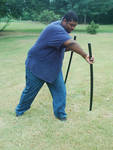 Samurai Kevin Dual Swords 27