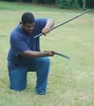 Samurai Kevin Dual Swords 25