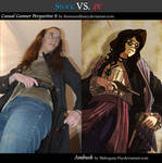 Stock VS Art Feature: Ambush