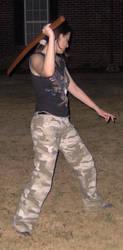 High Back Stance-Female I