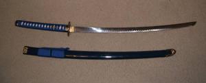 Blue Katana 1