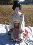 Geisha Bowing 1