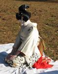 Geisha Bowing 3