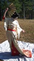 Geisha Fan 1