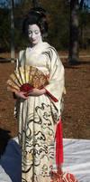 Geisha Fan 4