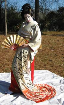 Geisha Fan 7