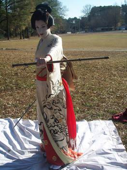 Geisha Sword 1