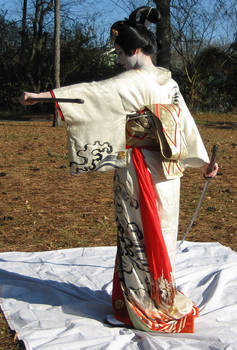 Geisha Sword 8