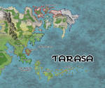Thirteen Kingdoms: Experiment with borders