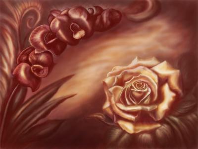 Flowers by MrsGraves