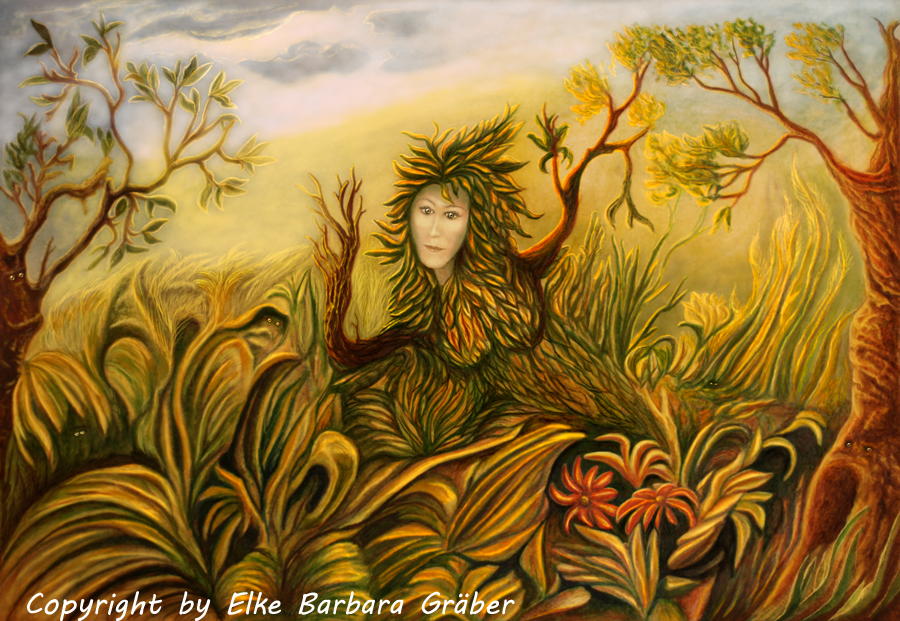 FLORA by MrsGraves