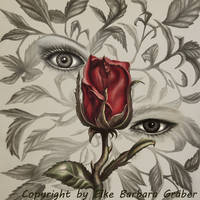 BETWEEN ROSES by MrsGraves
