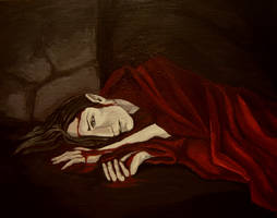Snape - Loneliness by MrsGraves