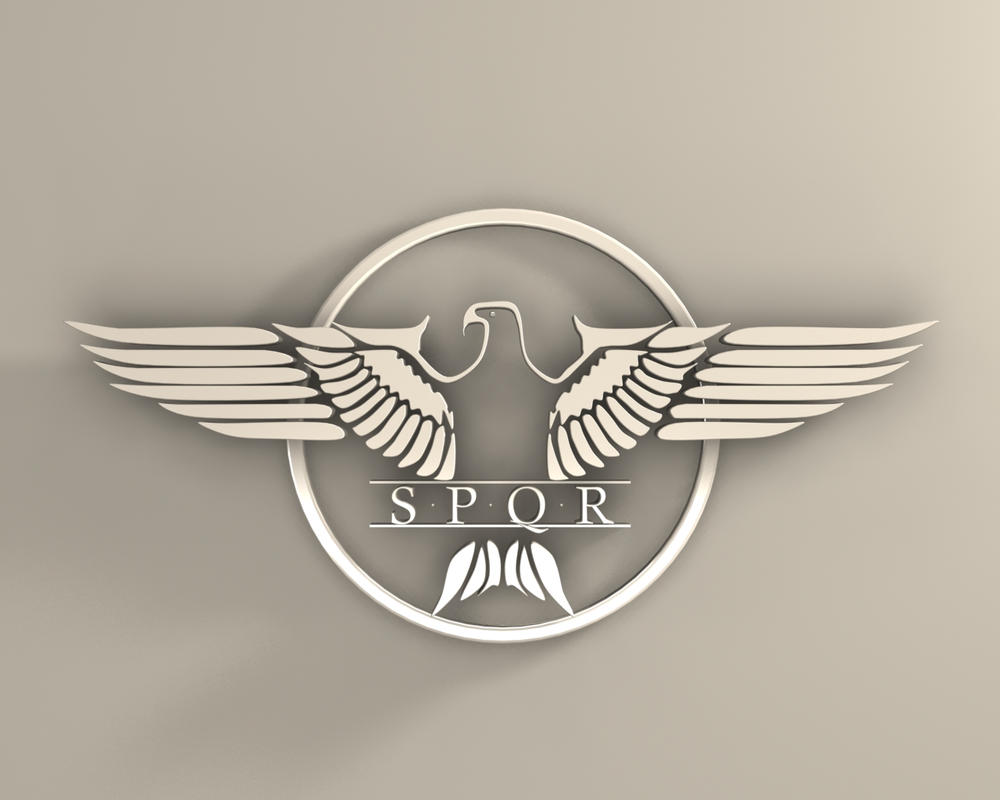 eagle logo by vanacal