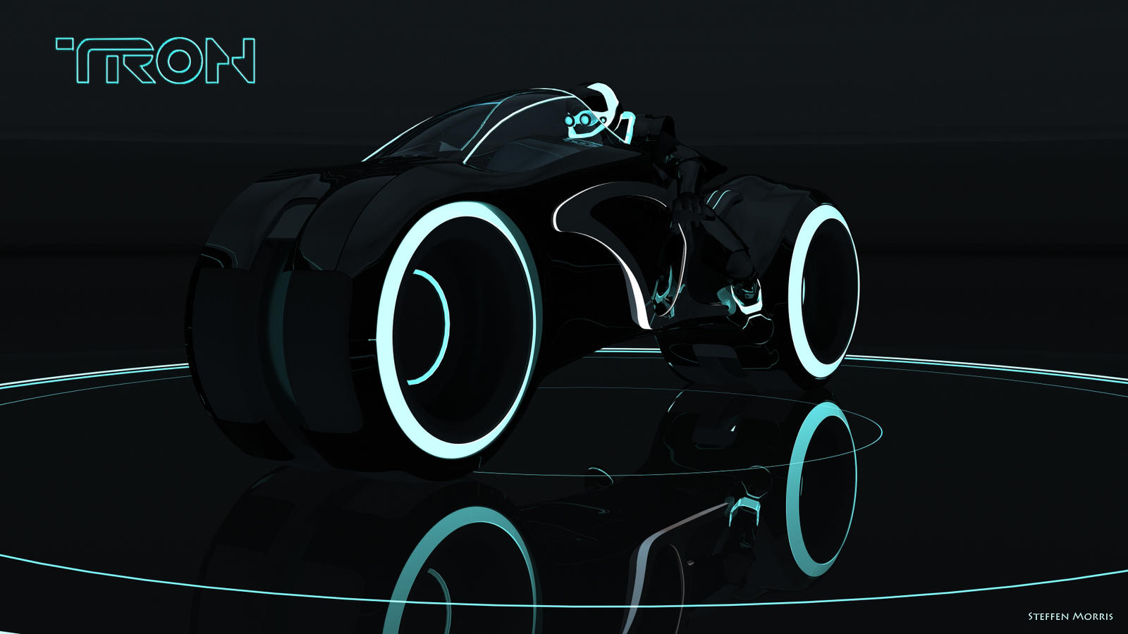 Tron by vanacal